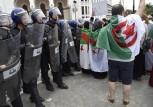 تظاهرات في العاصمة الجزائرية والأمن يعتقل العشرات