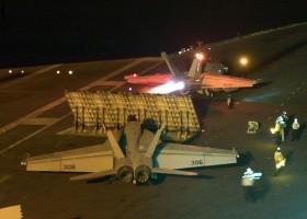 التحشيد العسكري في الخليج مستمرّ