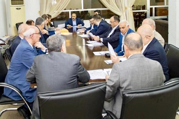 ممثلو القوى العراقية يبحثون خطة طوارئ لتجنب تداعيات حرب اميركية ايرانية
