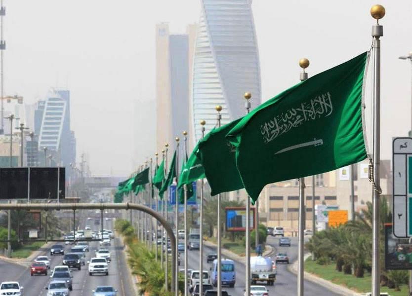 شارع رئيسي في العاصمة السعودية - أرشيفية