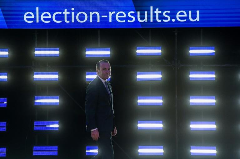 المرشح الرئيسي لحزب الشعب الأوروبي مانفريد فيبر
