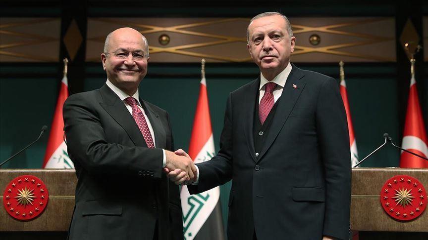 اردوغان مستقبلا صالح