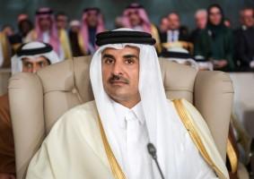 أمير قطر الشيخ تميم بن حمد آل ثاني (أرشيفية)
