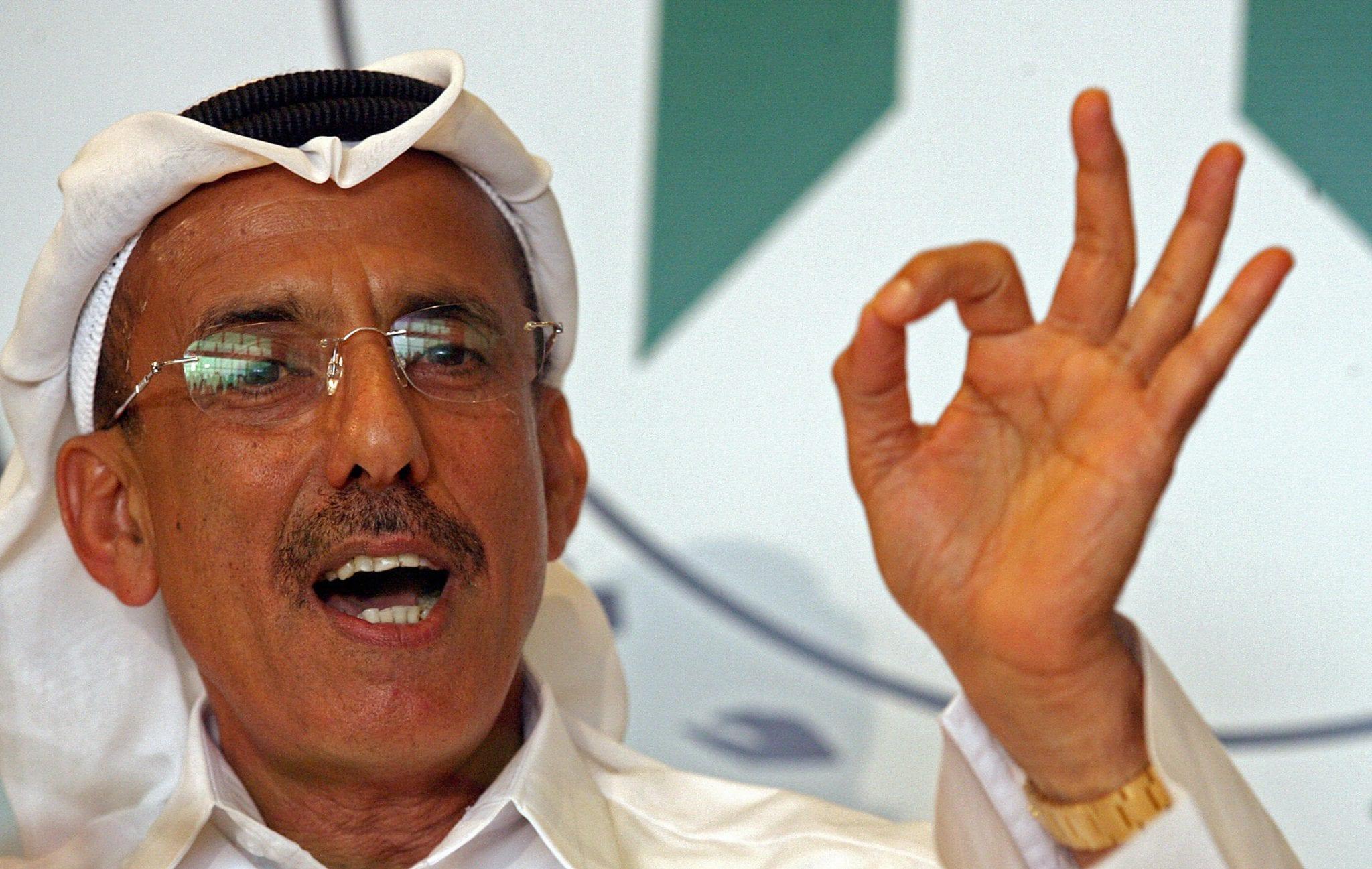 رجل الأعمال الإماراتي خلف أحمد الحبتور