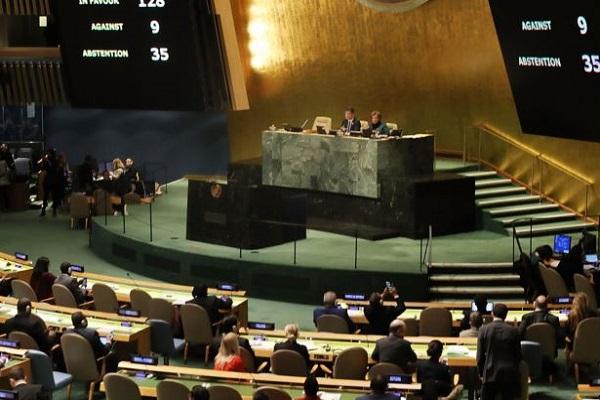 جلسة للأمم المتحدة- الأرشيف
