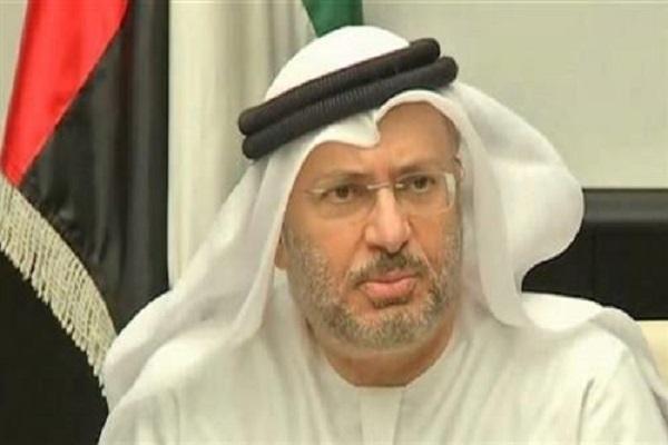 الدكتور أنور محمد قرقاش وزير الدولة الإماراتي للشؤون الخارجية