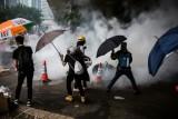 احتجاجات هونغ كونغ مصدر إحراج للصين