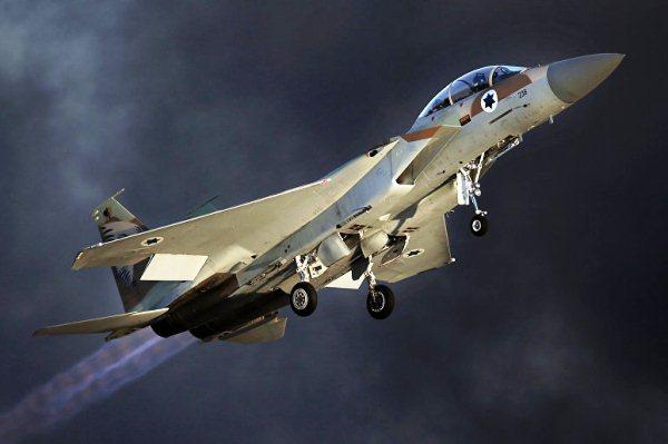 مقاتلة إسرائيلية من طراز أف 15