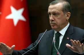 الرئيس التركي رجيب طيب اردوغان