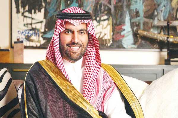 وزير الثقافة السعودي الأمير بدر بن عبد الله بن فرحان