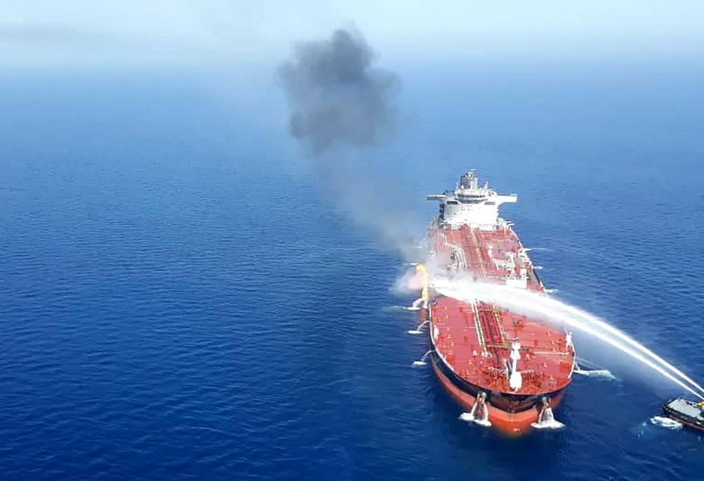 إيران باتت خطرا على امدادات الطاقة في الخليج