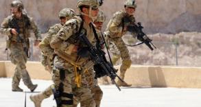 جانب من القوات الخاصة الاردنية