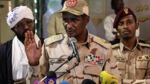 نائب رئيس المجلس العسكري في السودان الفريق أول محمد حمدان دقلو