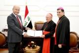 تنفيذًا لرغبة البابا بزيارة العراق... بغداد تدعوه رسميا