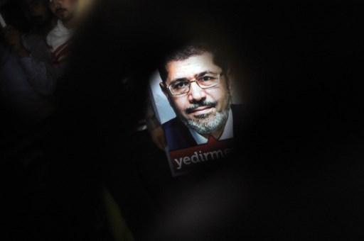 اخوان سوريا يشيدون بمحمد مرسي