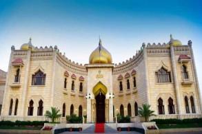 قصر السلام الرئاسي في بغداد احتضن القمة السياسية العراقية