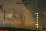 صور جديدة تدين إيران في الهجوم على ناقلتي النفط