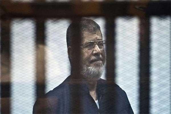 الرئيس المصري الراحل محمد مرسي