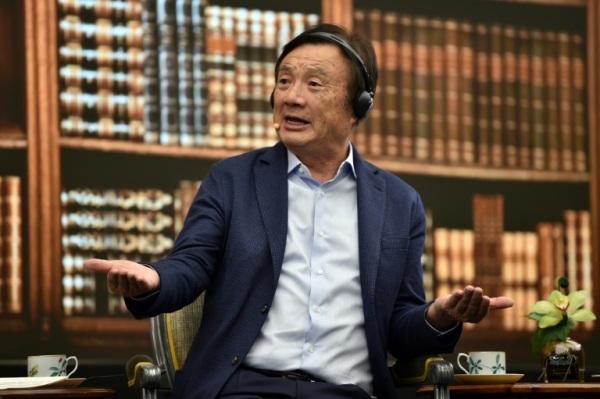 مؤسس هواوي رين زينغفي يتحدث في شينزين بتاريخ 17 يونيو 2019