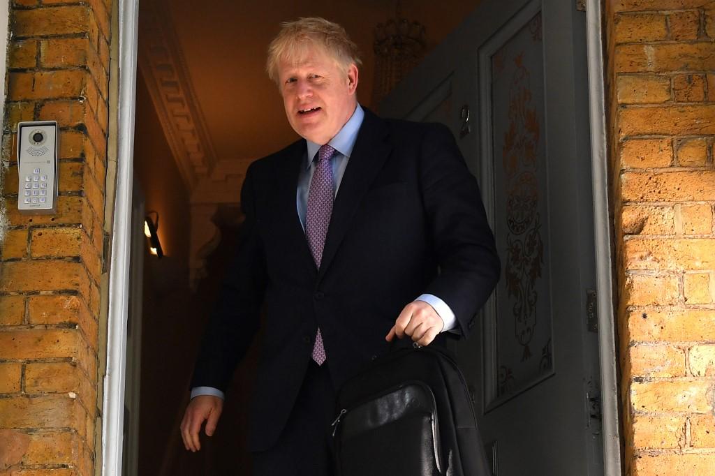 المرشّح لمنصب رئيس وزراء بريطانيا بوريس جونسون