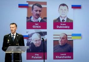 قائد الشرطة الهولندية يكشف أسماء أربعة اشخاص اتهمهم بالتورط في اسقاط الطائرة الماليزية في أجواء أوكرانيا عام 2014