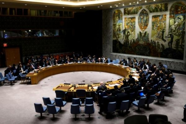 اجتماع لمجلس الأمن الدولي في نيويورك