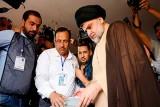 الصدر يهدد بنزول أنصاره إلى الشارع لإكمال الحكومة
