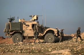 وحدات من القوات الاميركية الخاصة قرب الموصل (العراق) في فبراير 2017