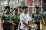 المحتجون ينهون احتلالهم طريقًا سريعًا قرب برلمان هونغ كونغ