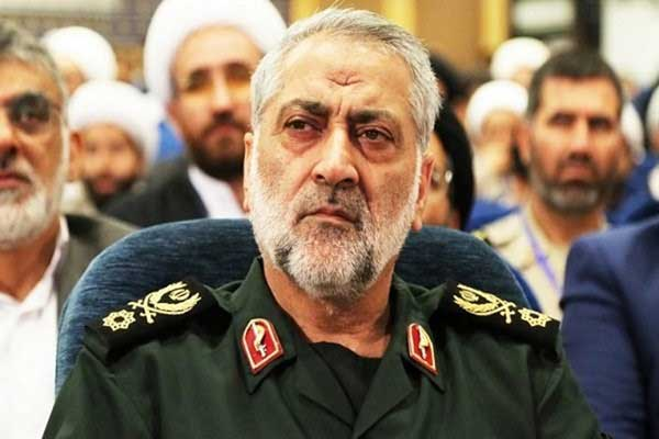 الناطق باسم هيئة الأركان المشتركة للقوات المسلحة الإيرانية العميد أبو الفضل شكارجي