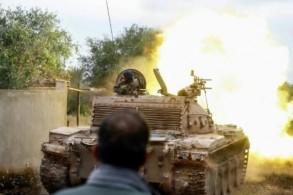قوات حفتر في ليبيا تؤكد تسليم