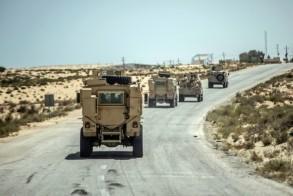 الإمارات تدين هجوم سيناء