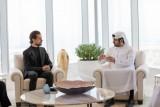 1000 متابع كل ساعة لحساب الشيخ مكتوم بن محمد