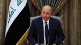 ملكة بريطانيا تلتقي الرئيس العراقي الخميس