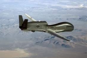 صورة نشرتها القوات الجوية الأميركية في 20 يونيو 2019 لطائرة