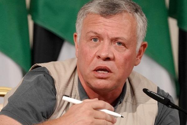 عاهل الأردن وموقف ثابت من القضية الفلسطينية