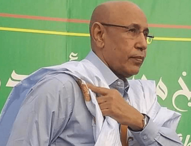 الرئيس الموريتاني الجديد ولد الغزواني