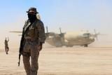 قوة سعودية يمنية تعتقل