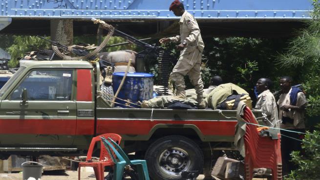 لجنة الأمن والدفاع السودانية أعلنت إحباط المحاولة الانقلابية (Getty)