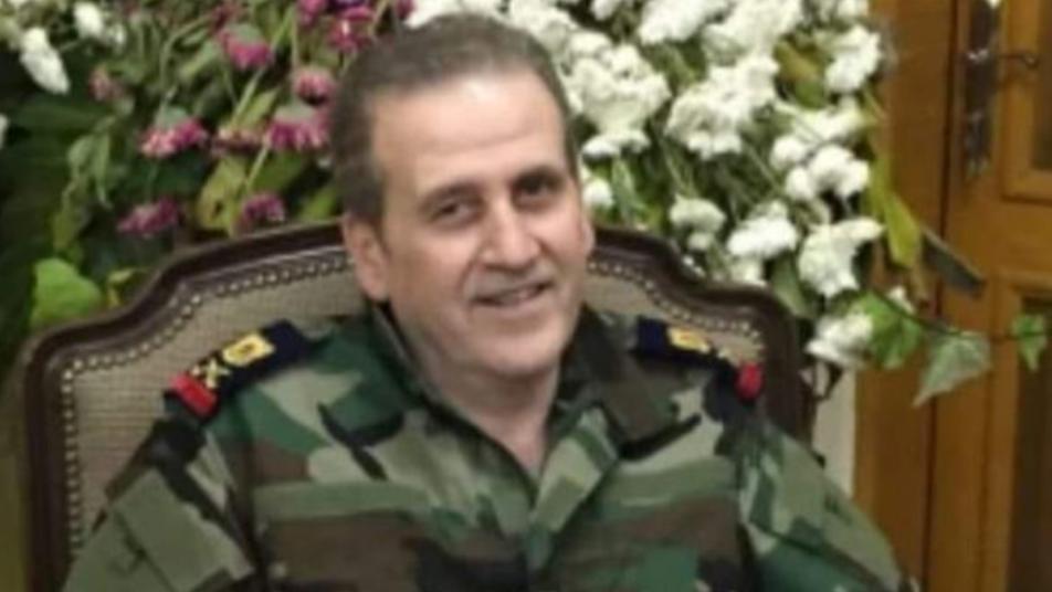 اللواء غسان جودت اسماعيل