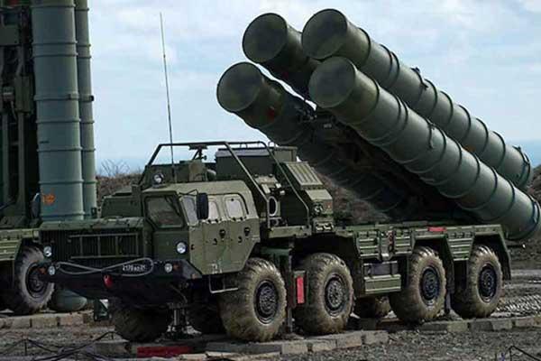 صواريخ إس-400 الروسية