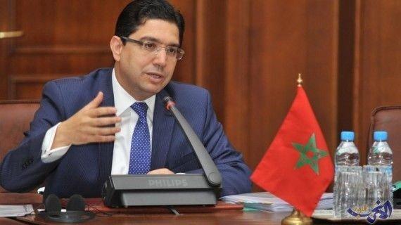 ناصر بوريطة وزير خارجية المغرب