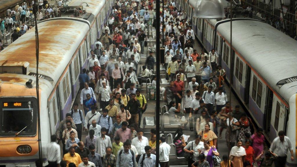 تعداد سكان الهند بازدياد مضطرد