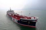 نقل الناقلة البريطانية التي احتجزتها إيران إلى ميناء بندر عباس