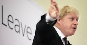 جونسون تعهد بالخروج من الاتحاد الاوروبي من دون اتفاق