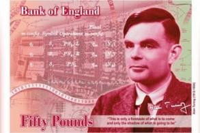 صورة فئة الـ50 جنيها التي وزعها بنك انكلترا