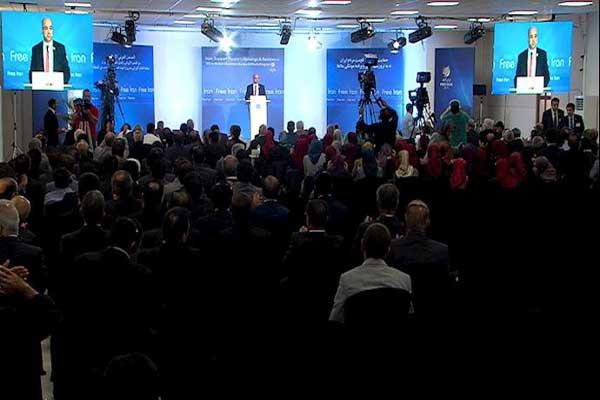 المؤتمر العربي الإسلامي للتضامن مع الشعب الإيراني من أجل التخلص من نظامه