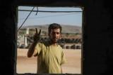 شاب سوري يتخلى عن هدوء برلين للالتحاق بجبهات المعارك في إدلب