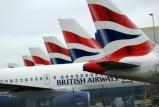 الخطوط البريطانية تعلق رحلاتها الى مصر