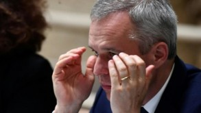 وزير البيئة الفرنسي فرنسوا دو روغي الذي قدم استقالته في صورة تعود الى الحادي عشر من تموز/يوليو 2019 اف ب/ارشيف